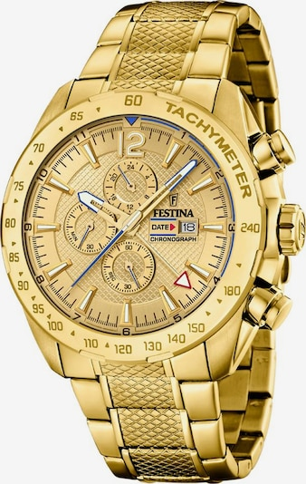 FESTINA Chronograph 'Sport, F20441/1' in gold, Produktansicht