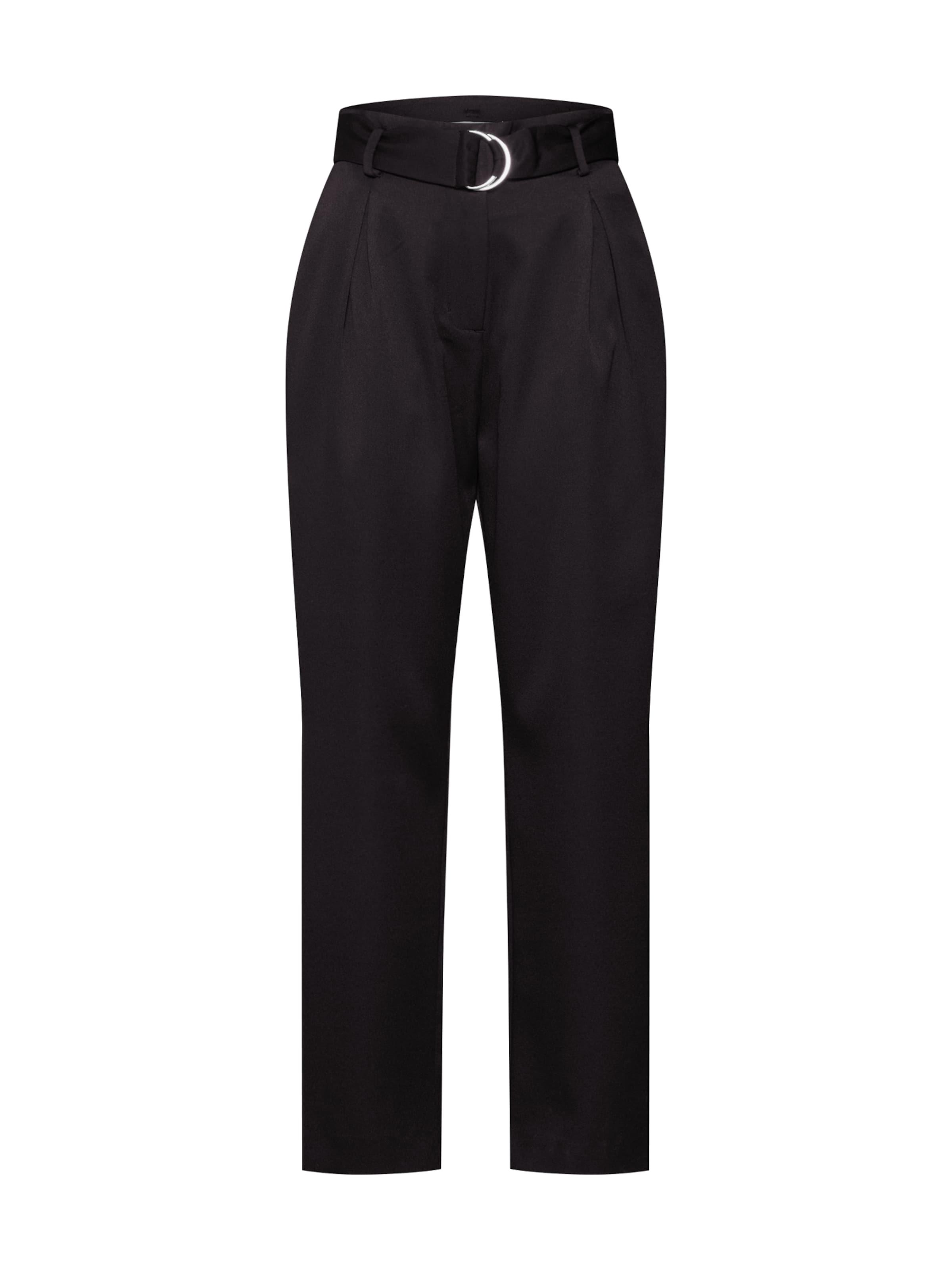 'ea0420' En À Pince Glamorous Pantalon Noir drhtCxBsQ