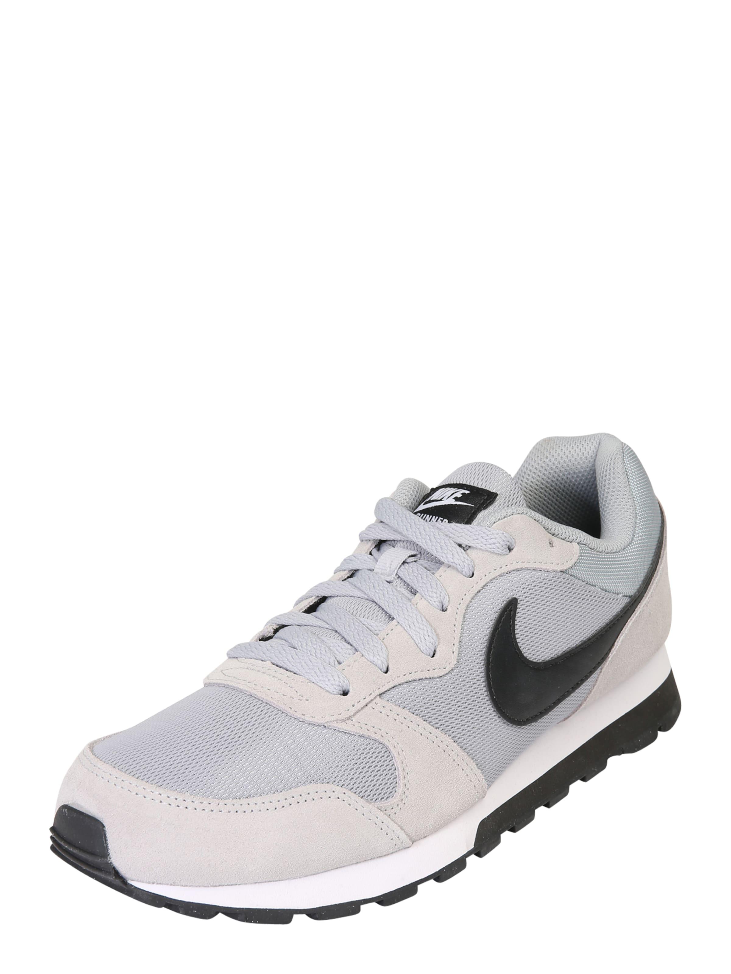 Sportswear Sneaker Nike In 'runner 2' GrauSchwarz wXkuPZOiT