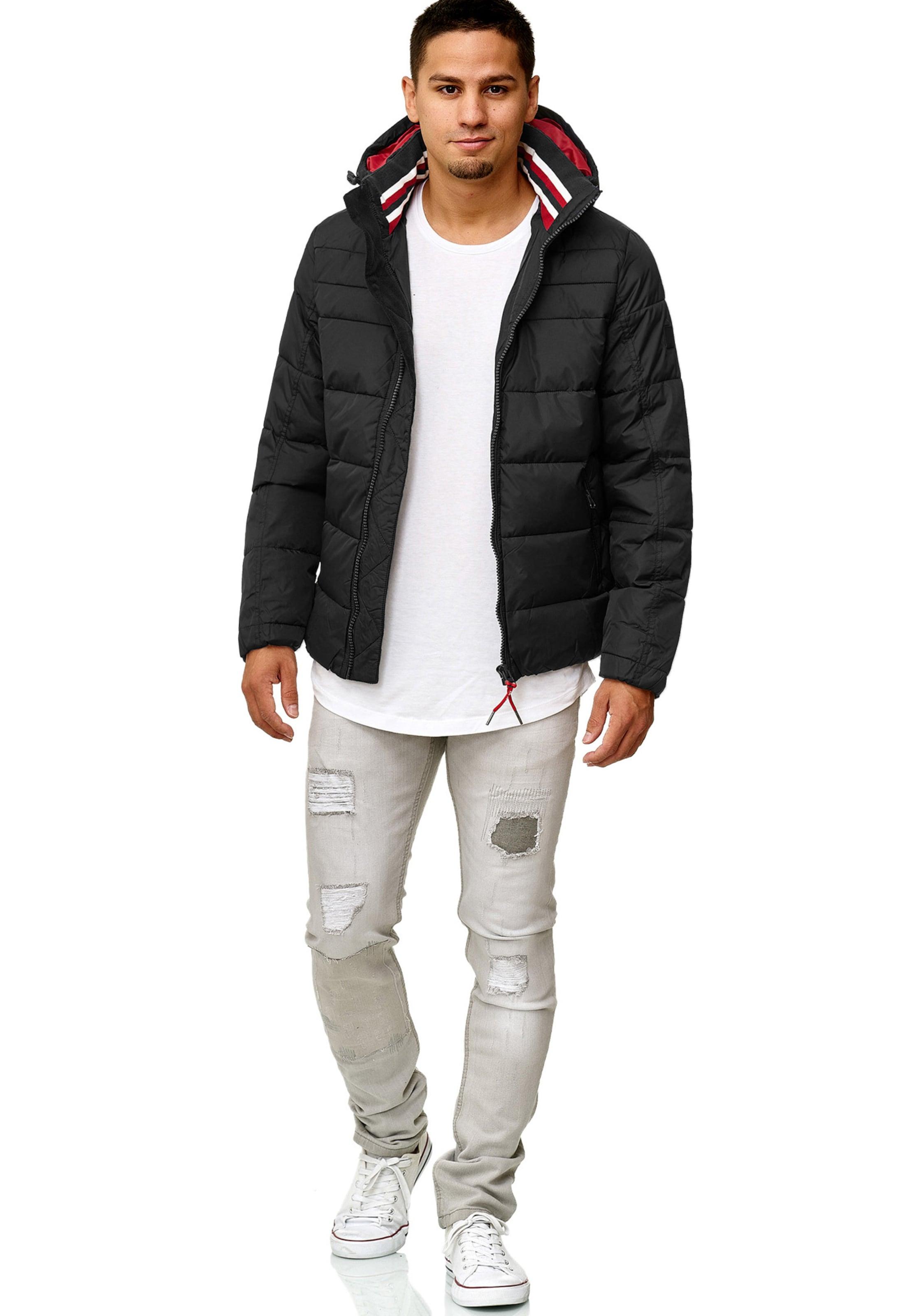 In Jacke ' Winterjacke Philpot Schwarz Winter Indicode Jeans ukXZPOi