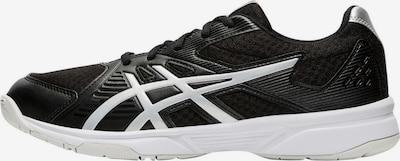 ASICS Schuh 'Upcourt 3' in schwarz / silber, Produktansicht