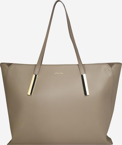 Maison Hēroïne Shopper 'Franca' in de kleur Taupe, Productweergave