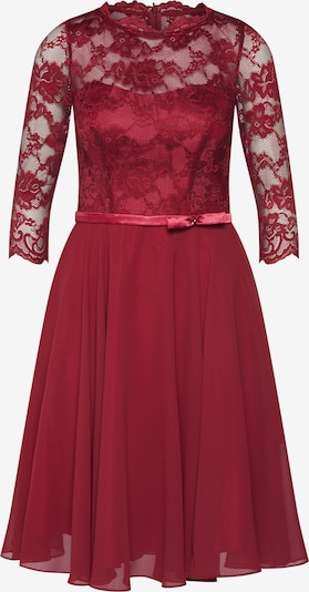 mascara Cocktail dress in Wine red, Item view