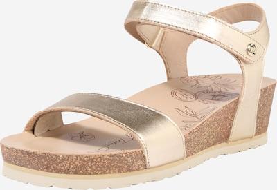 Sandalai 'Capri Shine' iš PANAMA JACK , spalva - Auksas, Prekių apžvalga