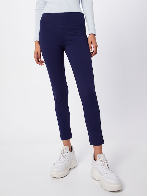 UNITED COLORS OF BENETTON Leggings in navy, Modelansicht