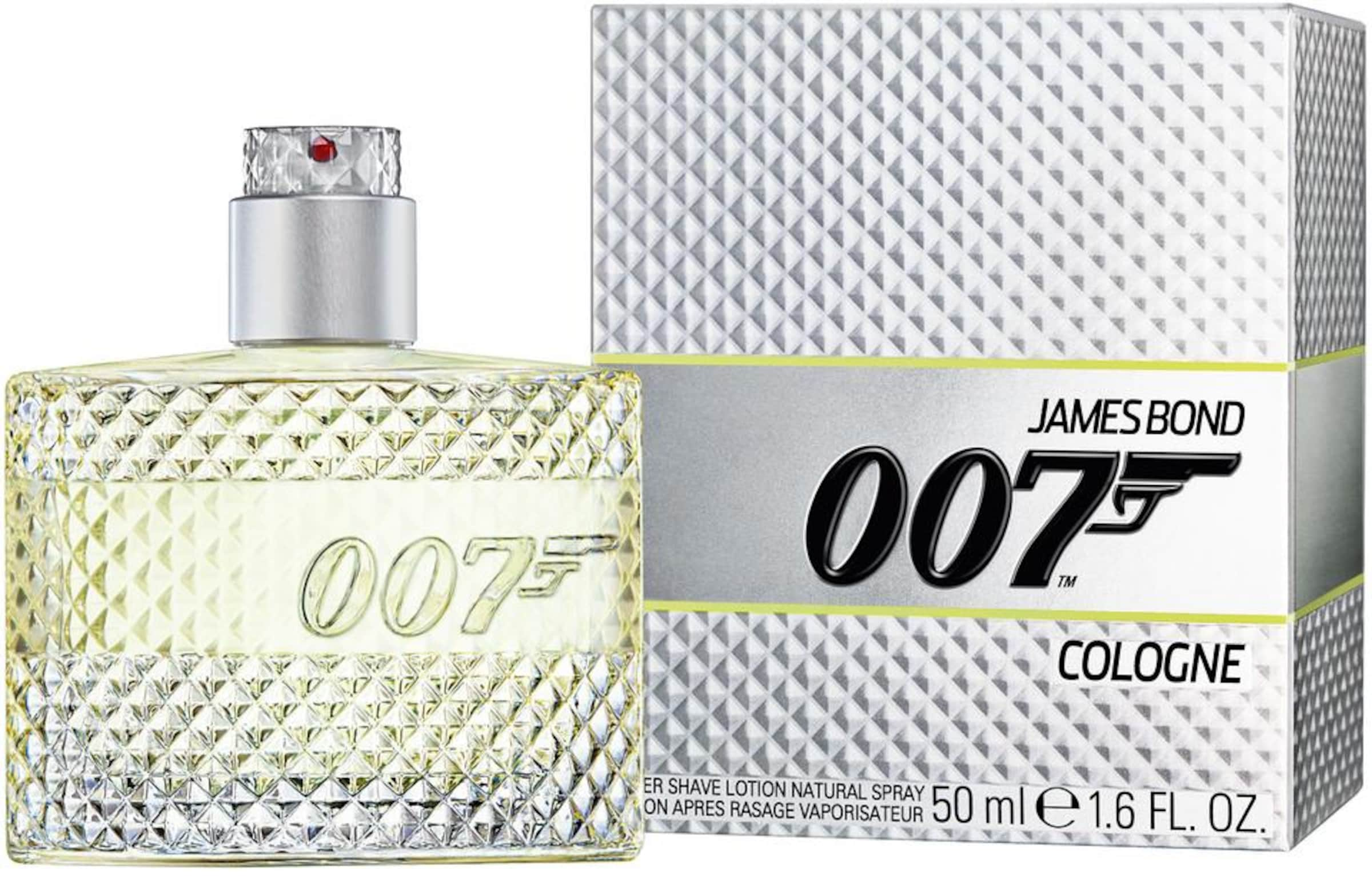 In James Aftershave Bond 'cologne' HellgelbRauchgrau 007 nwOkX80P