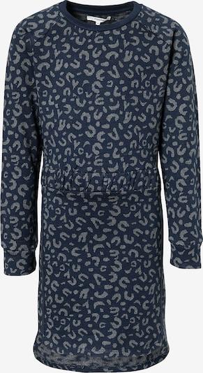 Noppies Kleid in taubenblau / dunkelblau, Produktansicht