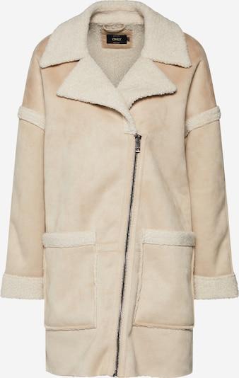 ONLY Manteau d'hiver en beige, Vue avec produit