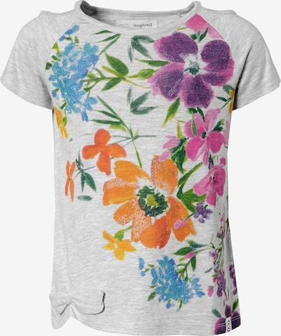 Desigual T-Shirt in grau / mischfarben, Produktansicht