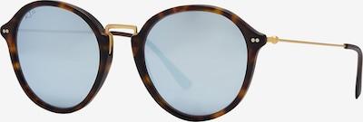 Kapten & Son Sonnenbrille 'Maui' in blau / braun, Produktansicht