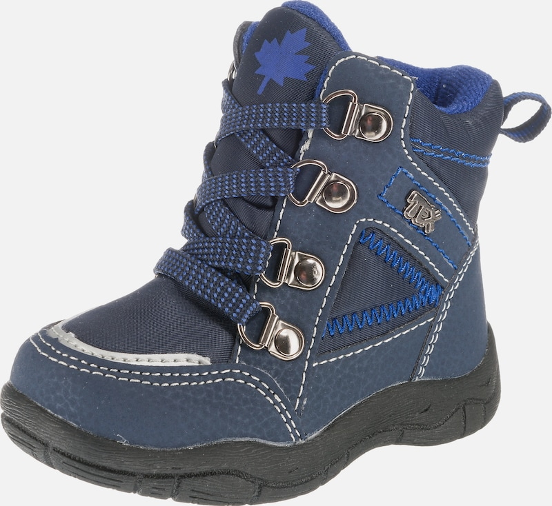 CANADIANS BY INDIGO Winterstiefel in blau, Produktansicht