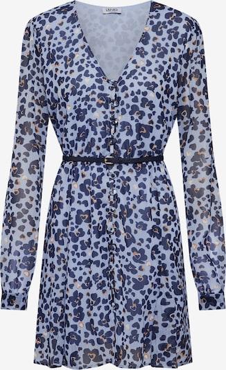 LIU JO JEANS Robe-chemise 'ABITO CORTO ADDITIONAL' en bleu clair, Vue avec produit