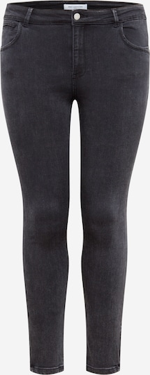 ONLY Carmakoma Jeans 'Karla' in de kleur Black denim, Productweergave