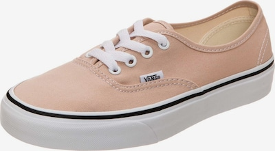 VANS Sneaker 'Authentic' in rosa: Frontalansicht
