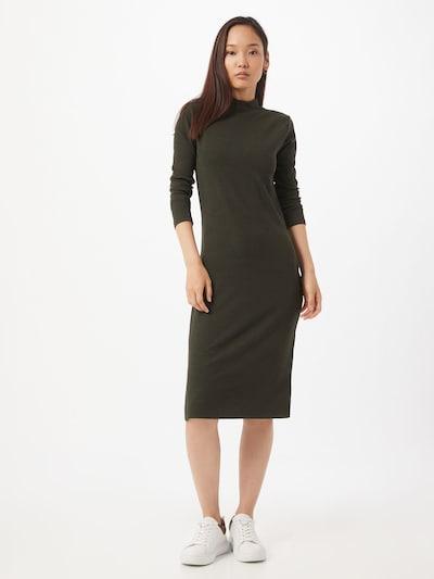 MOSS COPENHAGEN Pletena haljina 'Sofina' u kaki, Prikaz modela