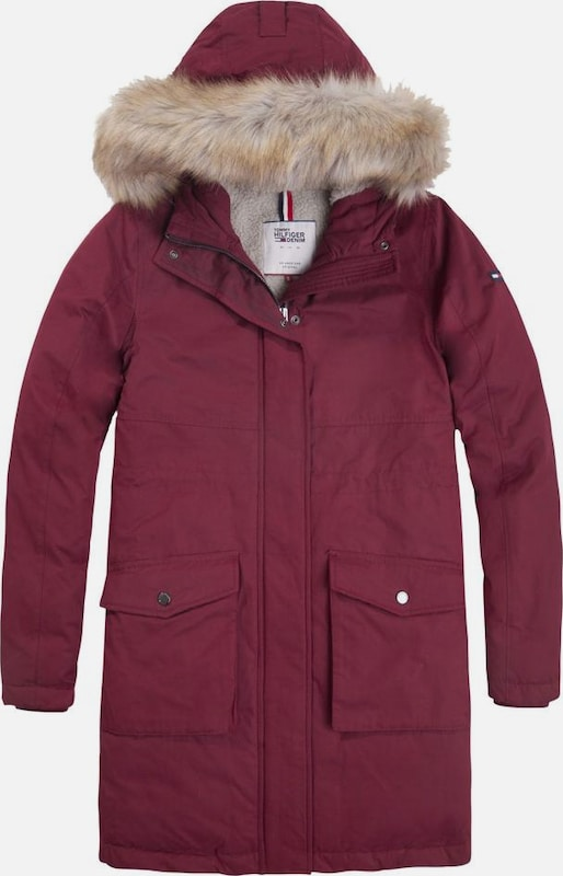Tommy Jeans Mantel 'DOWN PARKA 16'