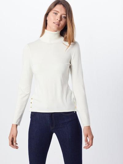 UNITED COLORS OF BENETTON Trui in de kleur Wit, Modelweergave