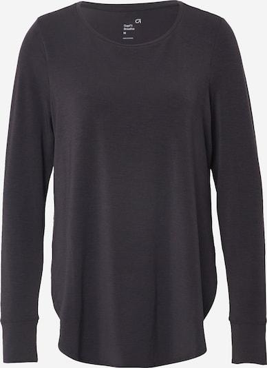 GAP Shirt 'LS BREATHE' in schwarz: Frontalansicht