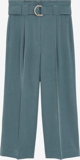 MANGO Hose lol in blau, Produktansicht