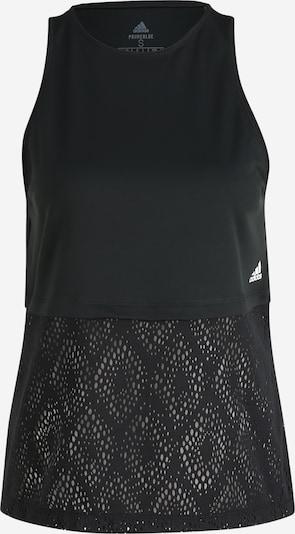 Sportiniai marškinėliai be rankovių 'PRIMEBLUE' iš ADIDAS PERFORMANCE , spalva - juoda, Prekių apžvalga