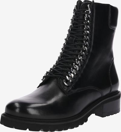 SPM Veterlaarsjes 'Loes' in de kleur Zwart, Productweergave