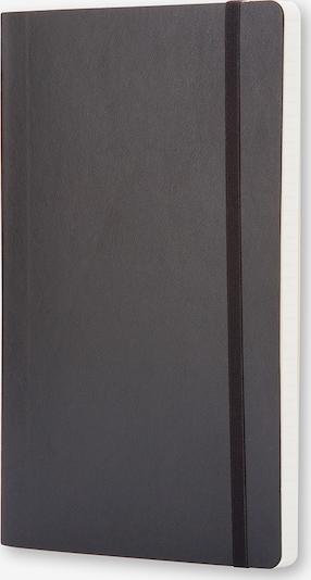 MOLESKINE Notizbücher P/A6- Kariert in schwarz, Produktansicht