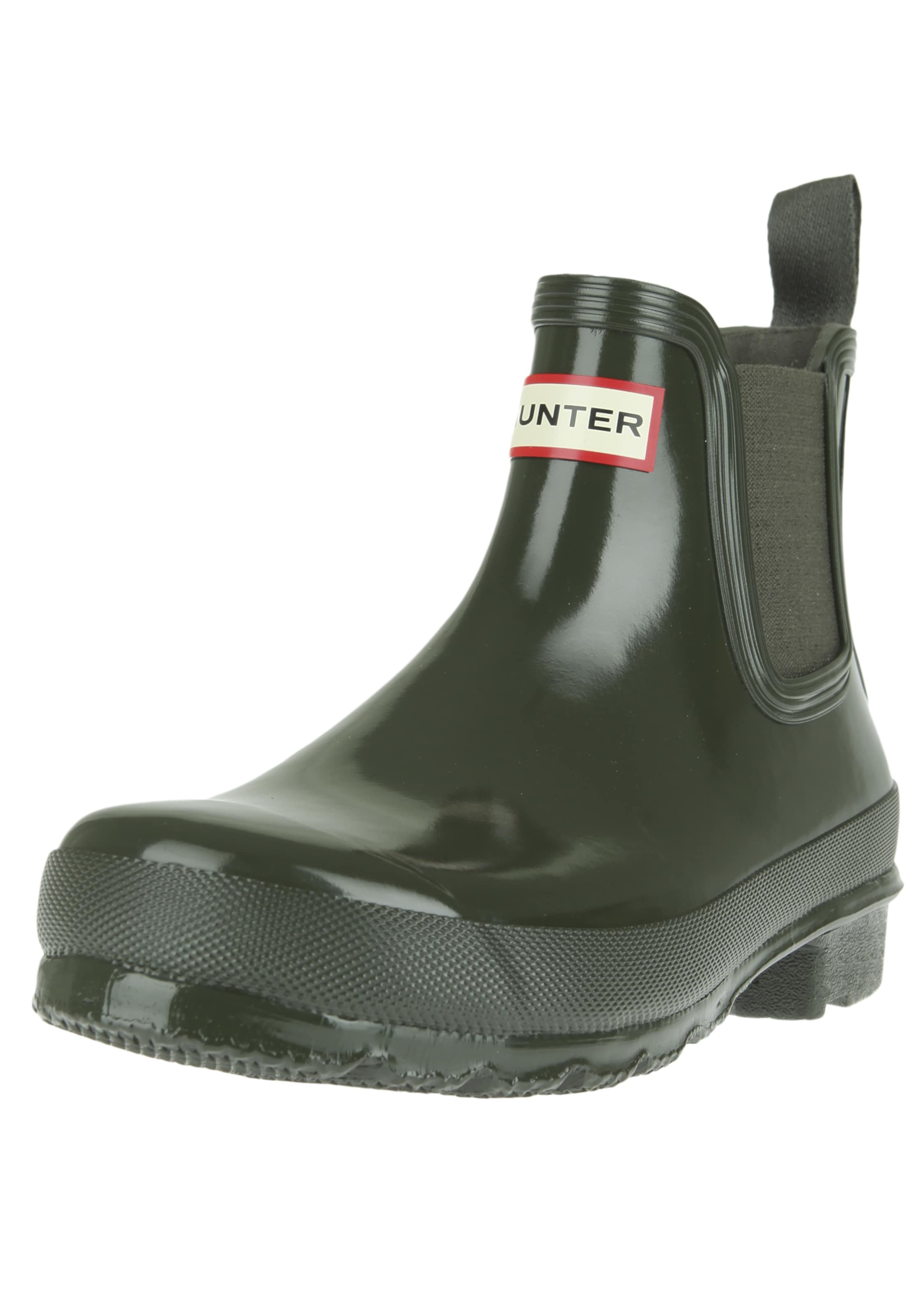 HUNTER Gummistiefel  ORIGINAL CHELSEA GLOSS