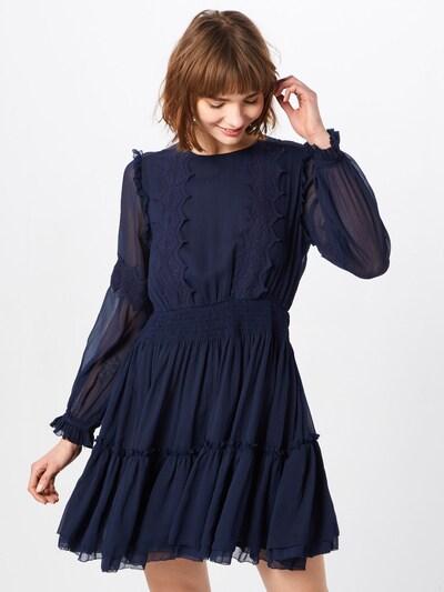 Pepe Jeans Damen - Kleider 'CATALINE' in dunkelblau: Frontalansicht