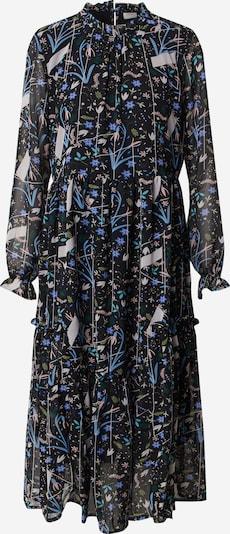 Rochie 'SIMONE' JACQUELINE de YONG pe albastru / gri deschis / negru, Vizualizare produs
