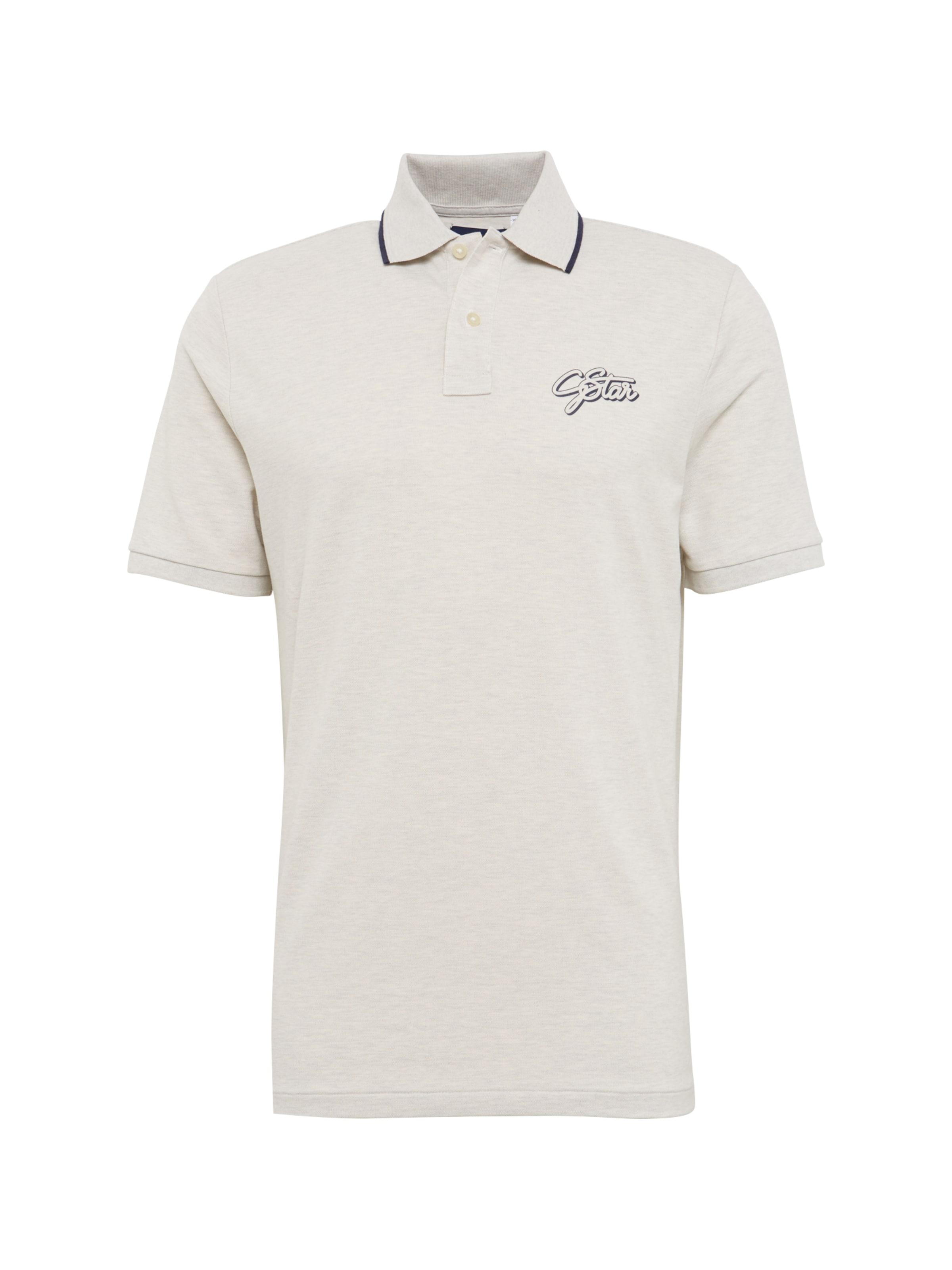 '28 Raw G In star S Offwhite Polo Art Poloshirt s' 43jq5RAL