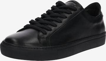 Garment ProjectNiske tenisice 'Type' - crna boja