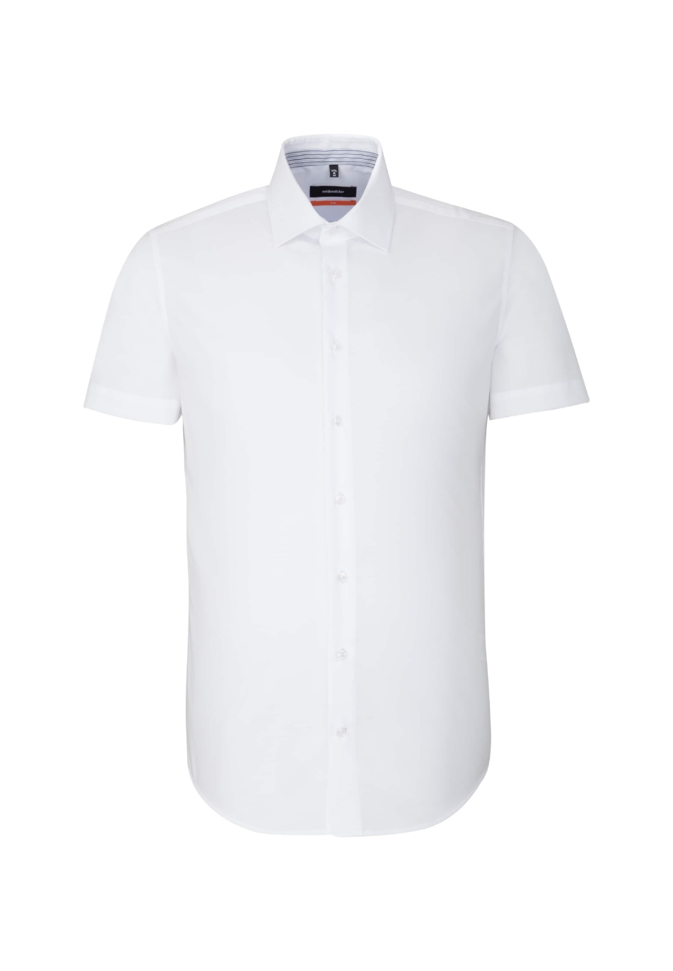 Seidensticker Seidensticker Weiß In In In Hemd 'slim' Hemd 'slim' 'slim' Hemd Seidensticker Weiß oCxBWdre