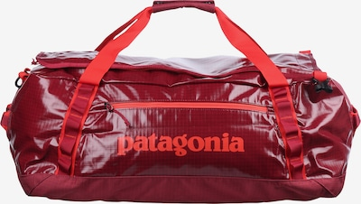 PATAGONIA Reisetasche 'Black Hole' in rot, Produktansicht
