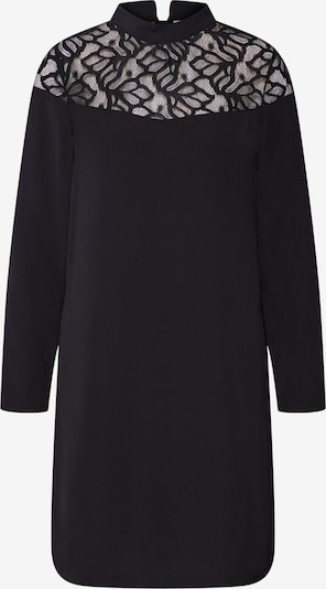 Another Label Robe 'Warren Dress L/S' en noir, Vue avec produit