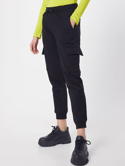 Urban Classics Kalhoty - černá, Model/ka