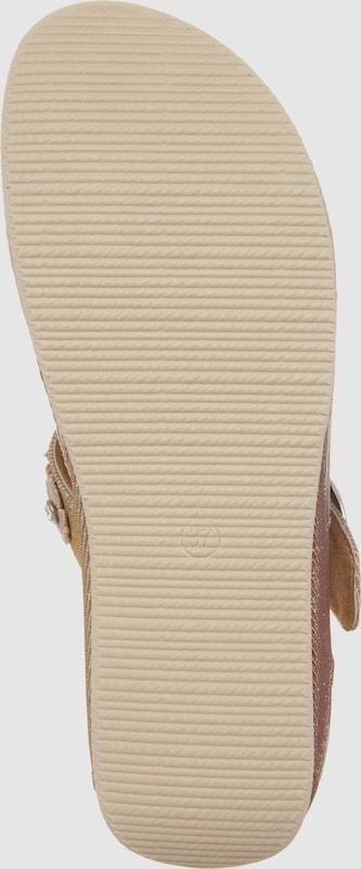 RIEKER Pantolette Verschleißfeste mit Strasssteinbesatz Verschleißfeste Pantolette billige Schuhe cb8924