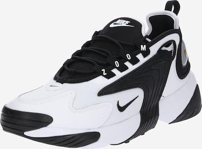Nike Sportswear Sneakers laag 'Zoom 2K' in de kleur Zwart / Wit, Productweergave