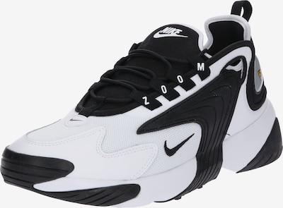 Nike Sportswear Sneakers laag in de kleur Zwart / Wit, Productweergave