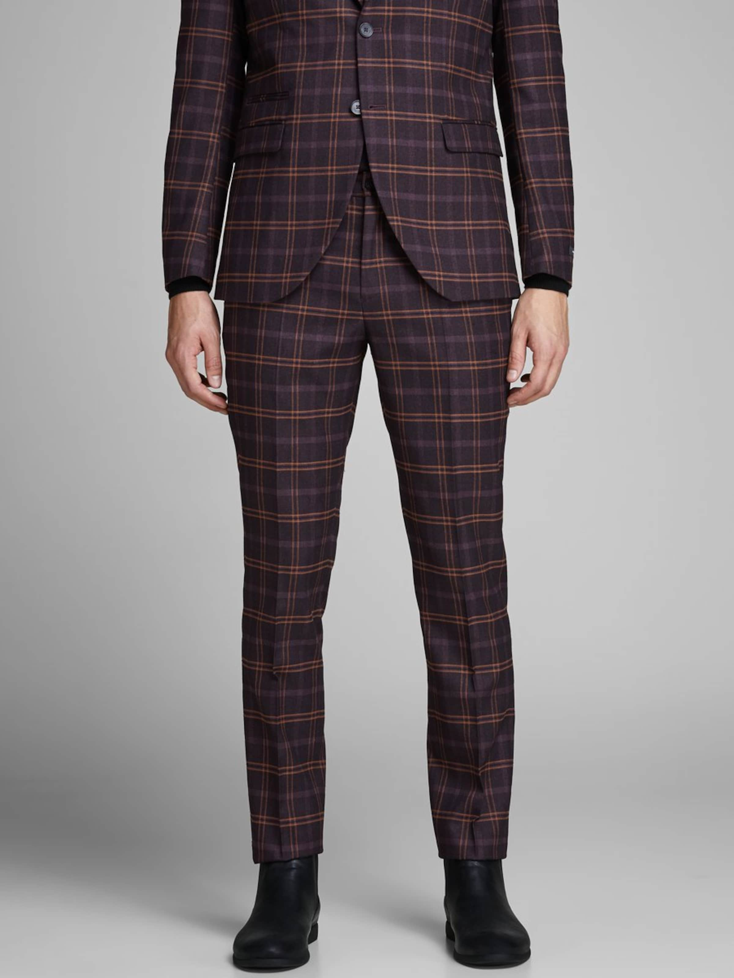 Jones Pantalon Jackamp; En OrangePourpre OrangePourpre Pantalon En Jones Jones Pantalon Jackamp; Jackamp; RL34qj5A