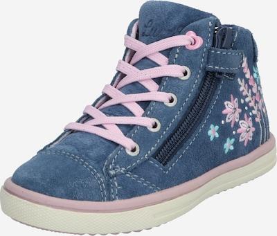 LURCHI Schuhe 'SUMMI' in navy / rosa, Produktansicht