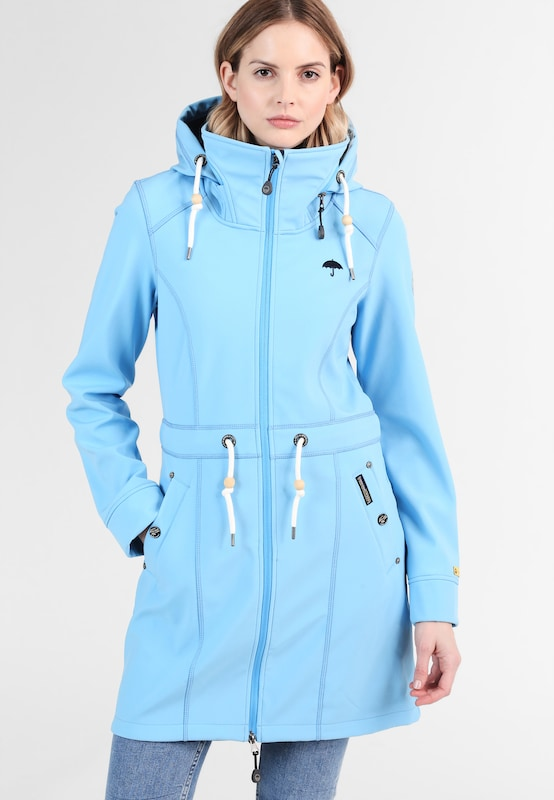 schmuddelwedda damen parka in blau about you. Black Bedroom Furniture Sets. Home Design Ideas