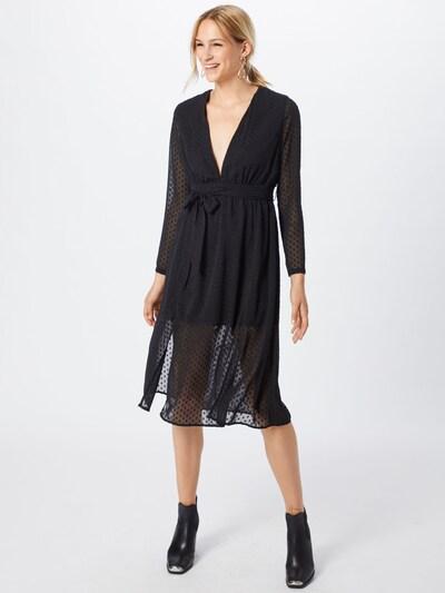 GLAMOROUS Kleid 'LADIES DRESS' in schwarz: Frontalansicht