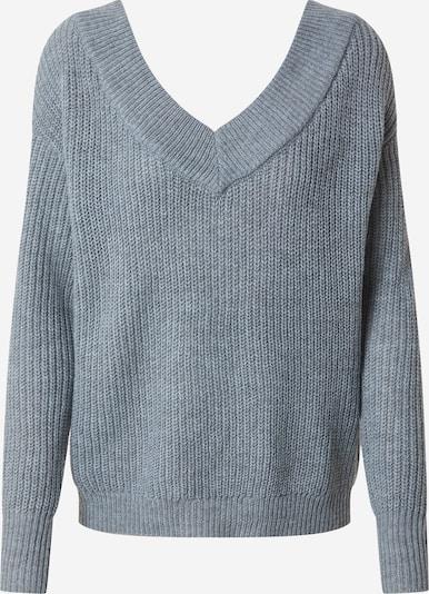 ONLY Pullover 'MELTON' in rauchblau, Produktansicht