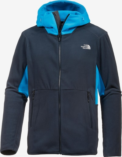 THE NORTH FACE Fleecehoodie in navy, Produktansicht