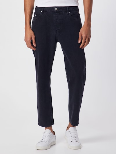 Calvin Klein Jeans Jeans 'DAD JEAN' in black denim, Modelansicht