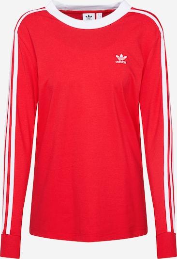 ADIDAS ORIGINALS Tričko '3 STR LS' - červené / biela, Produkt