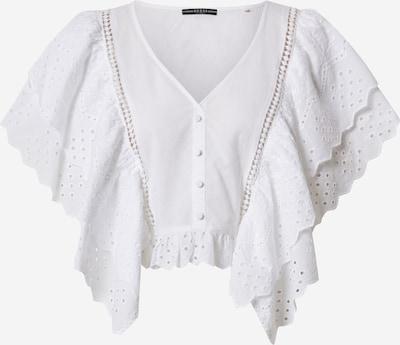 GUESS Bluse in weiß, Produktansicht