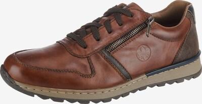 RIEKER Sneakers in braun / cognac, Produktansicht