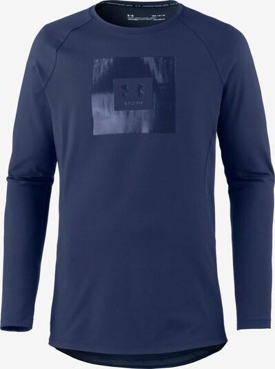 UNDER ARMOUR Shirt 'Storm Cyclone' in dunkelblau, Produktansicht