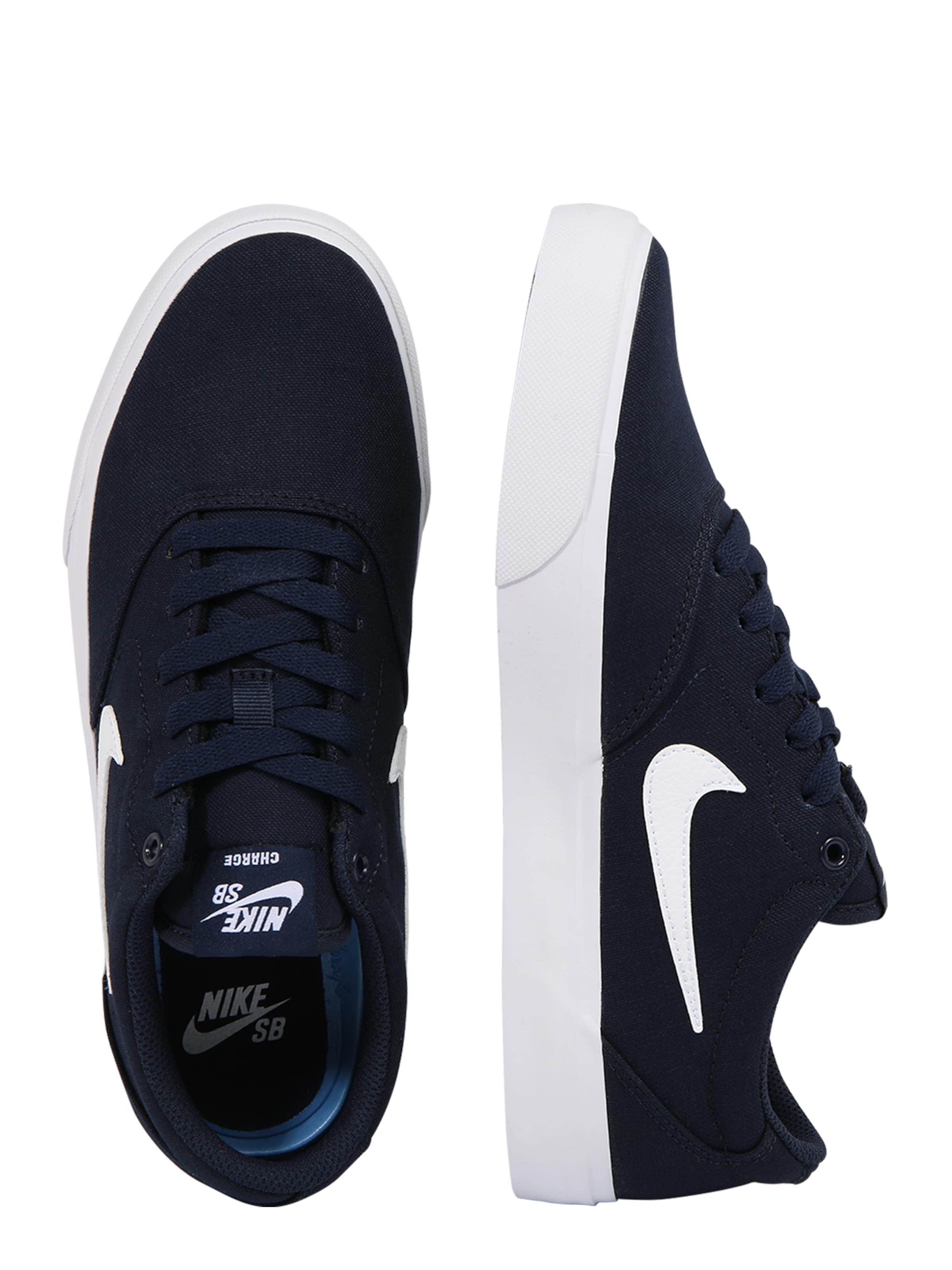 Sb SchwarzWeiß Nike Sneaker In 'charge' H2D9YWEI